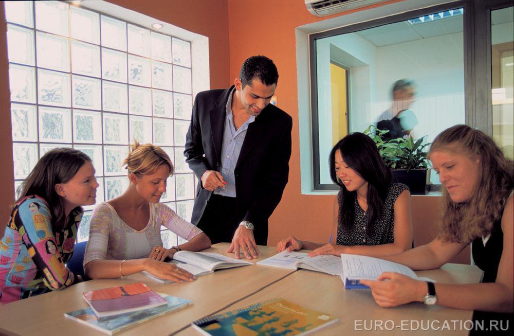 МАУ, языковая стажировка за границей для учителя английского спортивном