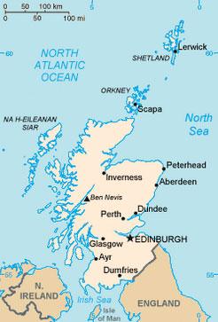 Столица эдинбург — величественный и